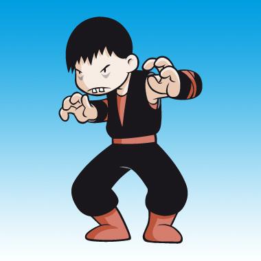 Personajes de shuriken school zinkia entertainment - Shuriken school ...