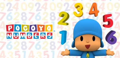 Pocoyo Numbers: nueva app de Zinkia para aprender los números