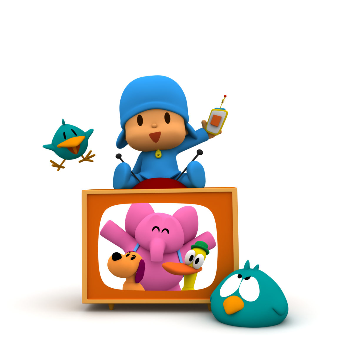Zinkia and Digital TV Group ink global deal for POCOYO brand relaunch