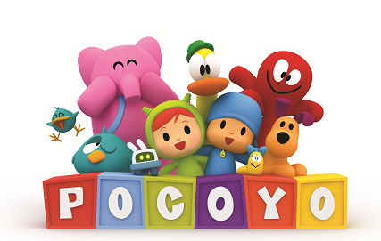Zinkia will produce a new season of Pocoyo