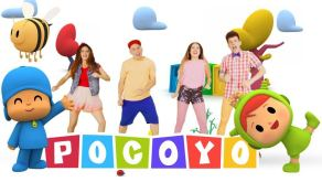 "Now you can watch the new video clip ""A message from Nina"" from Conecta Kids featuring Pocoyo and his friends"
