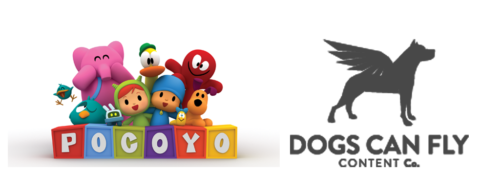 Dogs Can Fly, nuevo agente de Licensing & Merchandising de Zinkia en Brasil