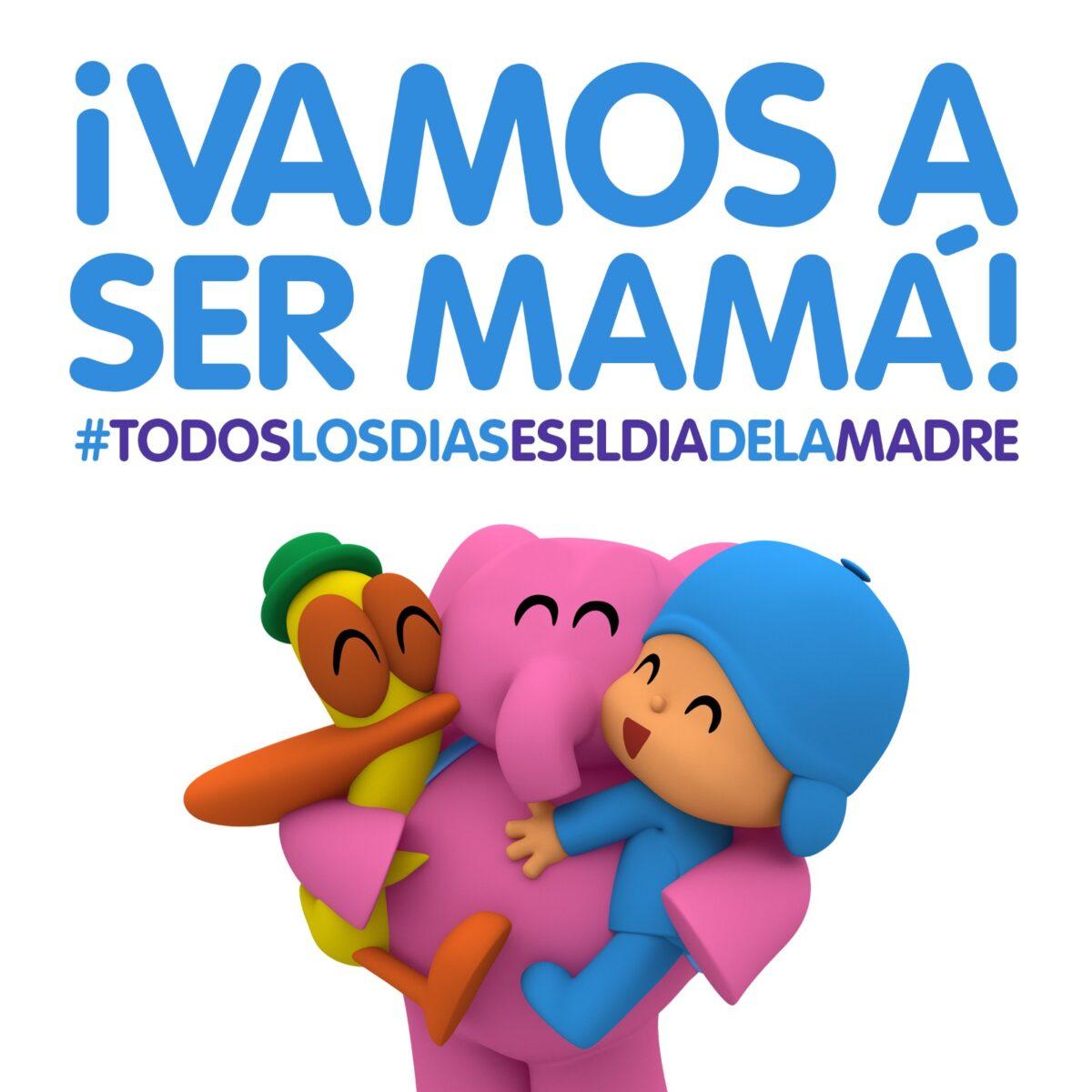 """""""Todos somos mamá"""" en el Día de la Madre"""