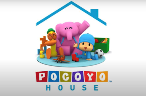 Pocoyó House, disponible en Huawei AppGallery