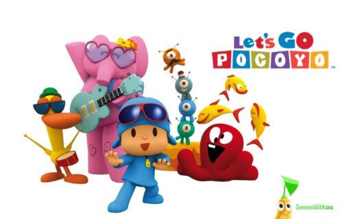 El canal Semillitas adquiere la tercera temporada de Pocoyó