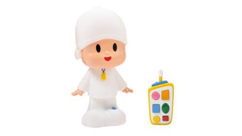 Bandai lanza su nueva línea de juguetes Pocoyó
