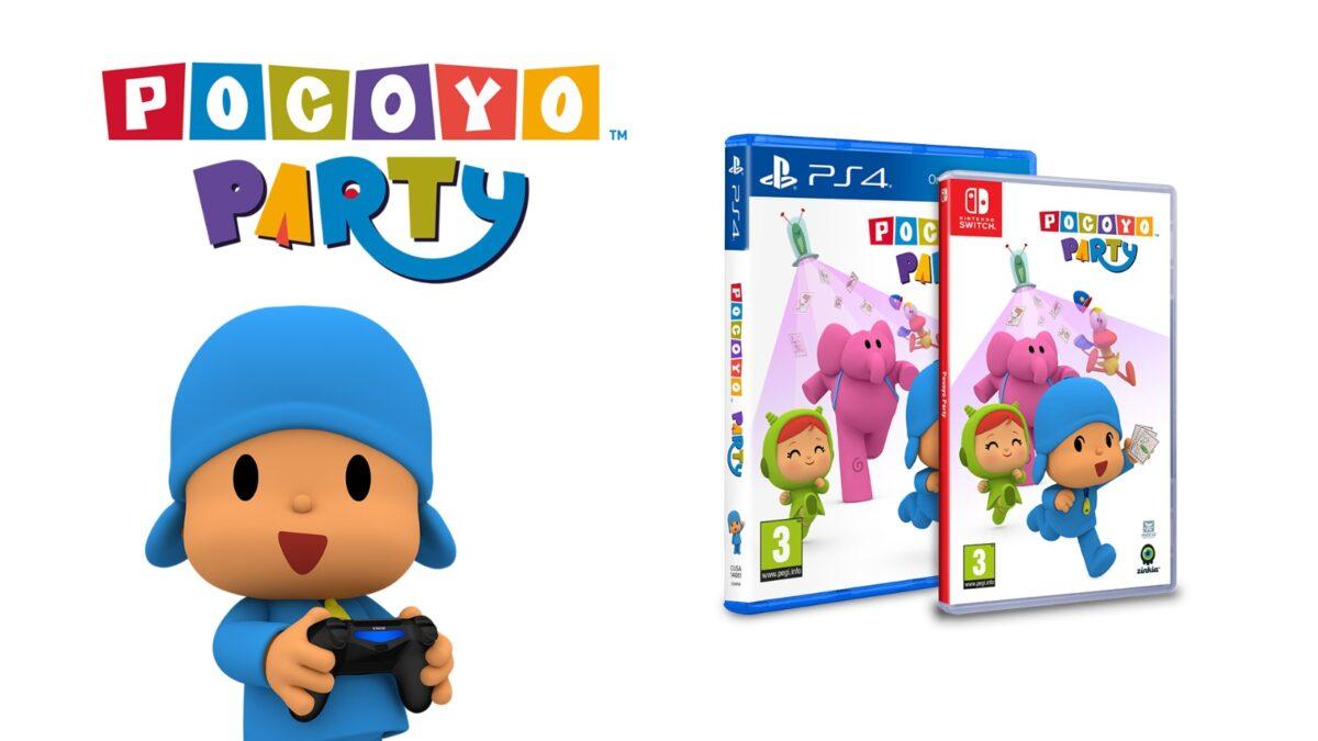 Primer videojuego de Pocoyó para PS4 y Nintendo Switch