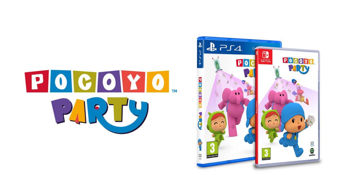 """""""Pocoyó Party"""" se lanzará en Europa y América"""