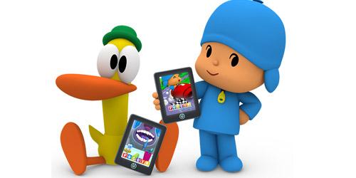 Las apps de Pocoyó baten récords en 2020, con 15 millones de descargas