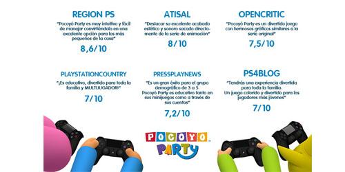 """""""Pocoyó Party"""": éxito en las principales reviews"""